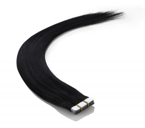 "10 Tape Extensions ""Senses"" 40cm - schwarz (1)"