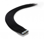 "10 Tape Extensions ""Senses"" 50cm - schwarz (1)"